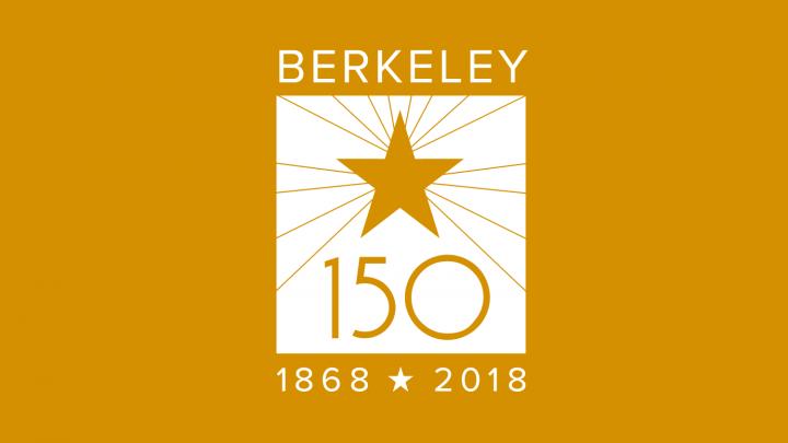 UC Berkeley 150 Years logo