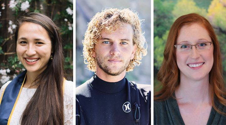 College of Natural resources student spotlights feature exceptional students