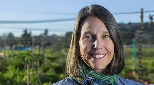 Jennifer Sowerwine helps restore culturally relevant food sustems to immigrant and Native American populations